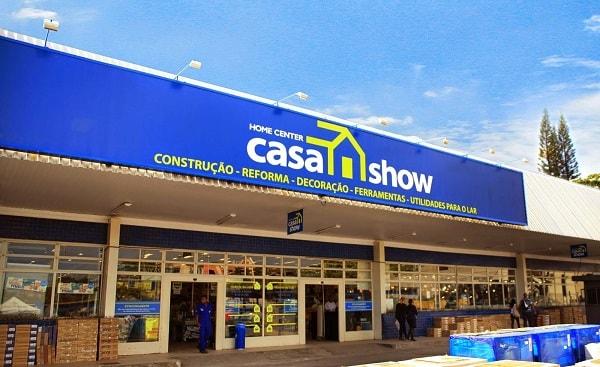 Casa Show contrata Atendente no Rio de Janeiro