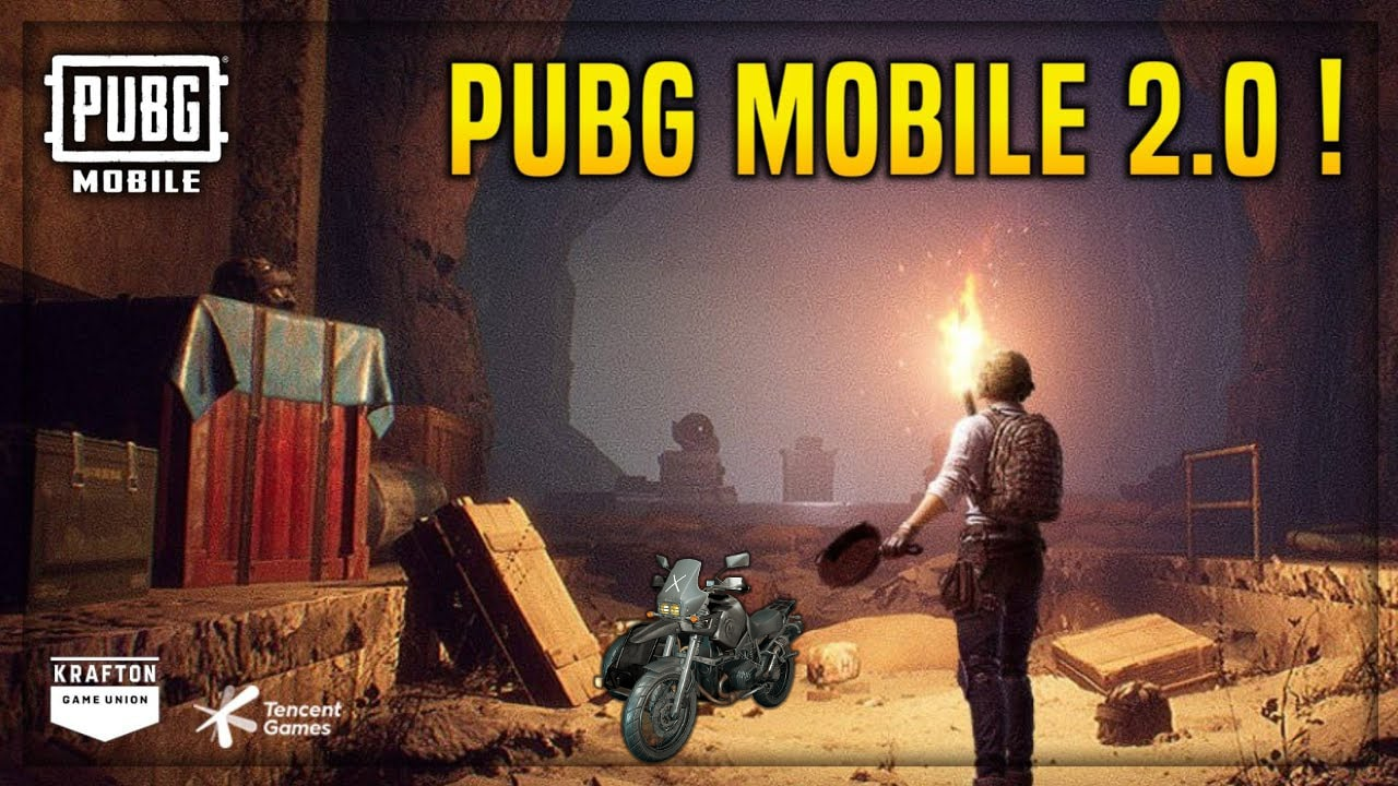 PUBG Mobile 2.0 is coming