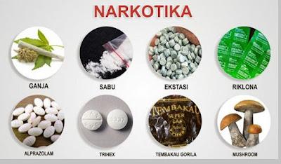 Golongan Narkoba - bebagaireviews.com