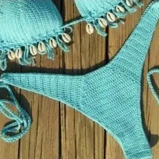 Bikini a Crochet