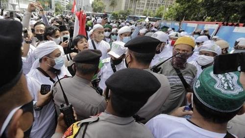 Ketua PA 212 Angkat Suara soal New FPI, Polisi Harap Hati-hati