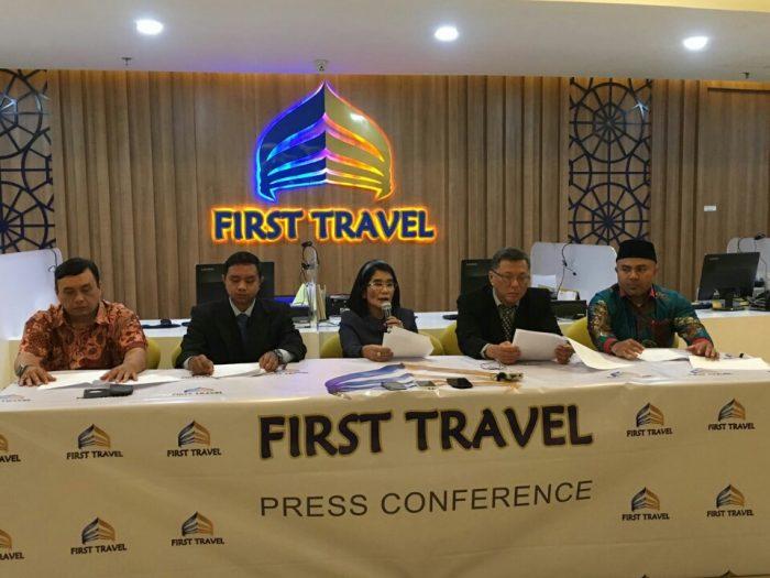 Nasabah Berharap Bisa Bertemu Kuasa Hukum First Travel