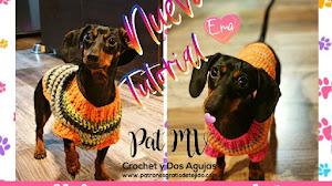 Abrigo para perro a crochet 🐶 | Tutorial