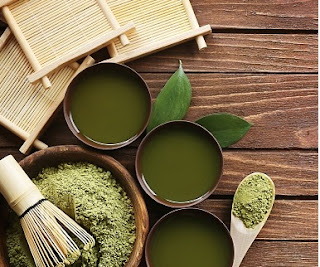 Green tea extract home remedies for pimple and acne