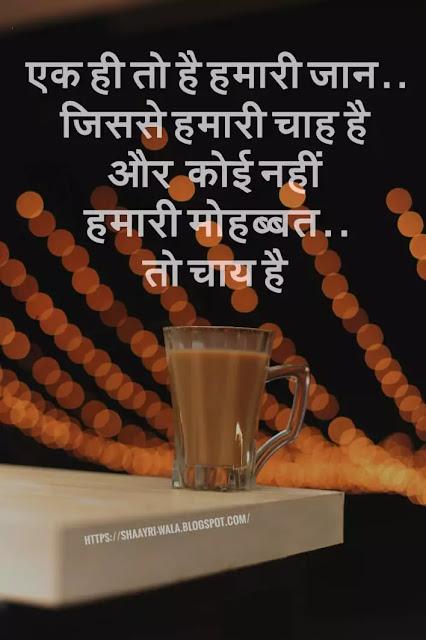 Shayari - Chai Lovers Shayari