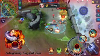 Script Analog Keren Chou Full Efek Patch K.O.F Terbaru Mobile Legends