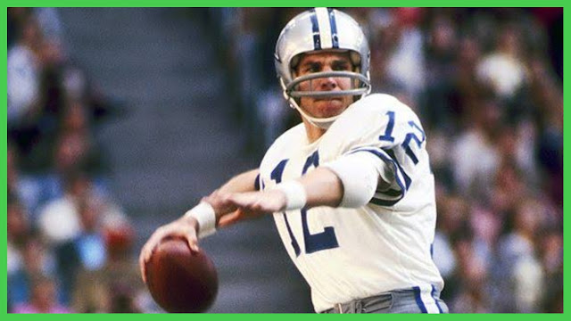 Richest Athletes - Roger Staubach
