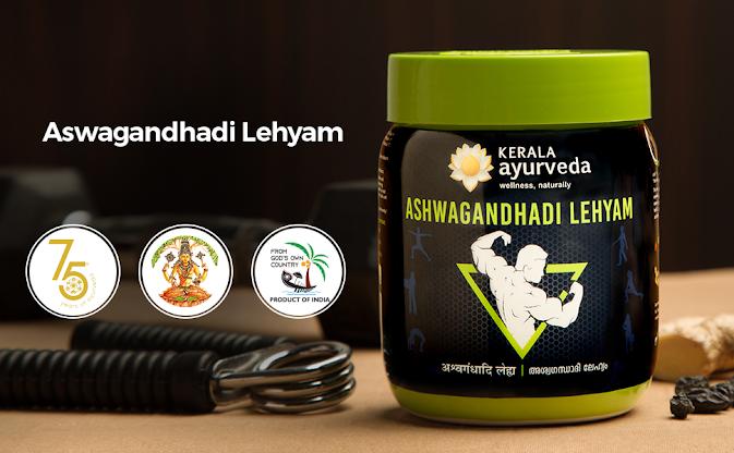 Best Aswagandhadi Lehyam