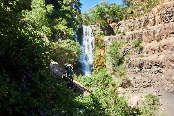 Азадбаш: водопады