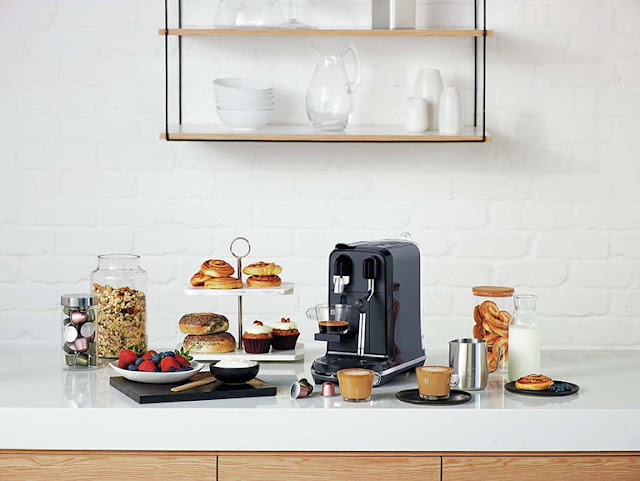 Amazon drops up to $160 off these Breville Nespresso machines