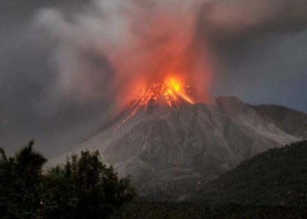 Ηφαίστειο Σουφριέρ στην Καραϊβική : Υπάρχει κίνδυνος ηφαιστειακής καταστροφής