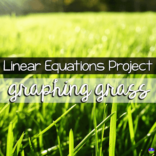 graphing grass project