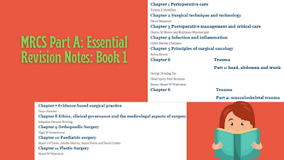 How to crack MRCS Part A and the Best books for MRCS Part A preparation (Updated)