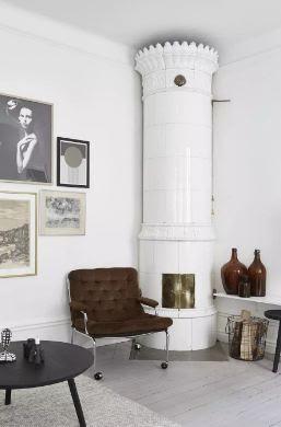 Unique Monochrome Livingroom Decor