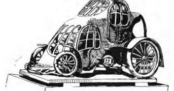 arch osf pierre selmersheim la voiture de demain. Black Bedroom Furniture Sets. Home Design Ideas