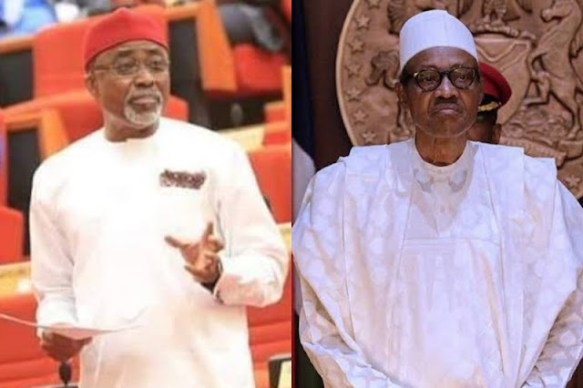 Abaribe's Armed Forces Bill Is A Plot To Overthrow Buhari — Ex-Serviceman