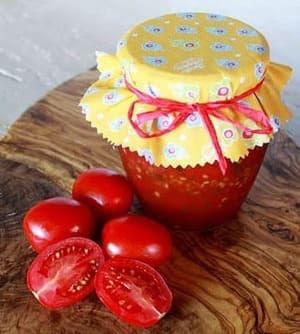 مربى الطماطم