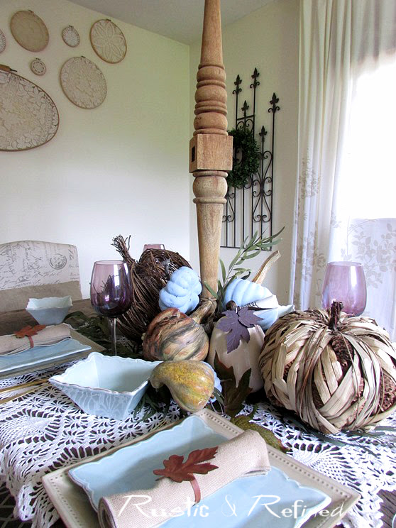 Fall Tablescapes 2016