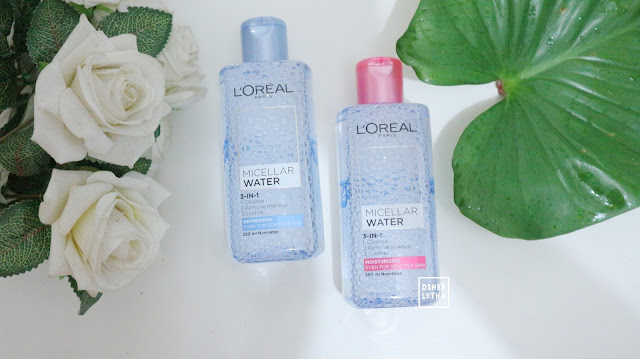 L'Oreal Paris Micellar Water Doesn't Only Cleanse