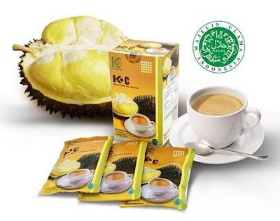 Kopi untuk kesehatan K-Coffee Durian dari K-LINK ini mempunyai banyak manfaat diantaranya menenangkan akrena aroama khas kopi bercampur dengan durian, membuat rileks dan bahgaia.