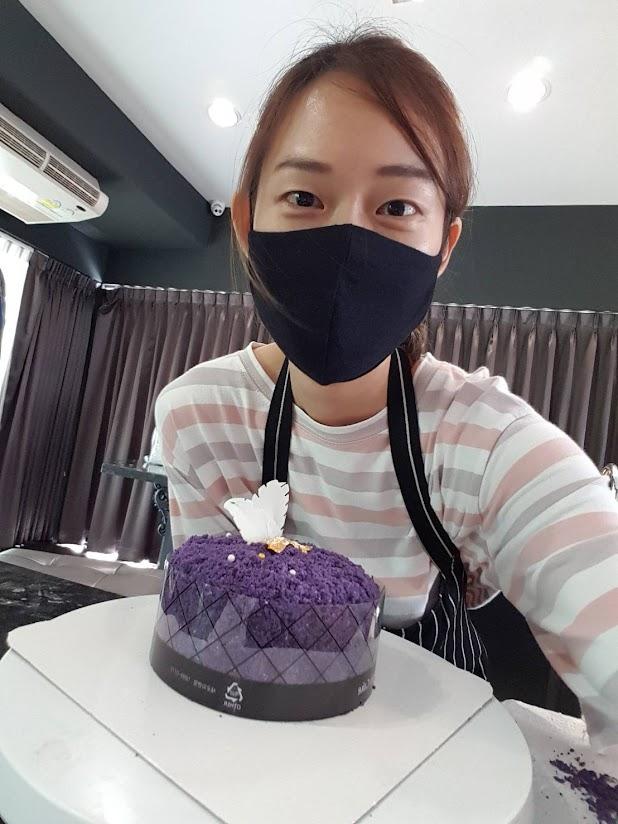 Belajar  Kursus Memasak Kue di Thailand, Yuk