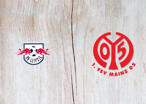 RB Leipzig vs Mainz 05 -Highlights 20 September 2020