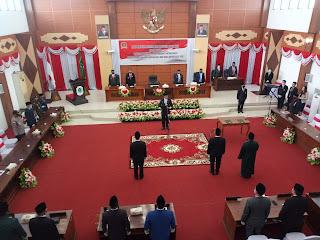 Hamdi Jafar dan Wahyudi Hidayat Resmi Diberhentikan dari Anggota DPRD Kapuas Hulu