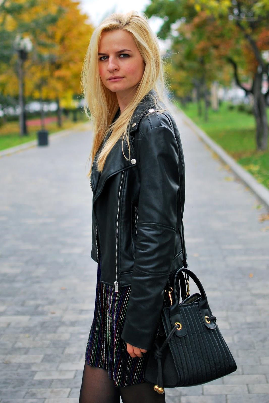 biker jacket outfit, blog de moda, costa de la moda, costadelamoda, fashion blog outfit, autumn street style