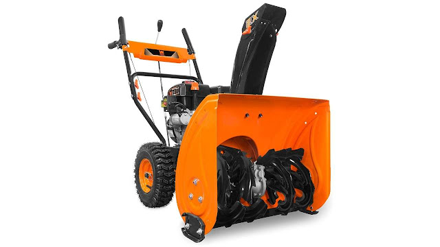 WEN SB24E Two-Stage Self-Propelled Gas-Powered Snow Blower