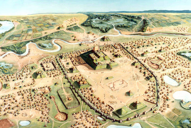 New study debunks myth of Cahokia's Native American lost civilization