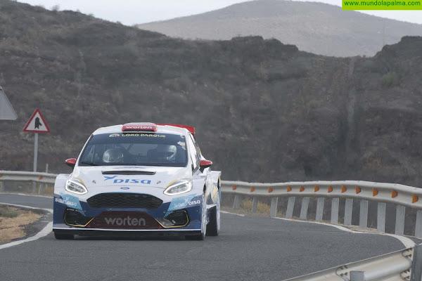 47 Rally Senderos de La Palma
