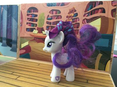 my little pony ponyvill diy wood set