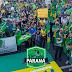Neste domingo, brasileiros saíram às ruas em apoio ao presidente Jair Bolsonaro e pelo voto impresso