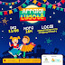 Arraial Ludotê faz alegria da criançada nesta sexta-feira (21), no Shopping Difusora