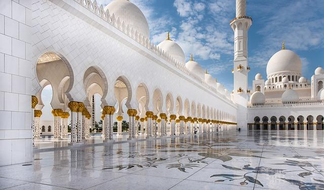 Masjid Abu Dhabi