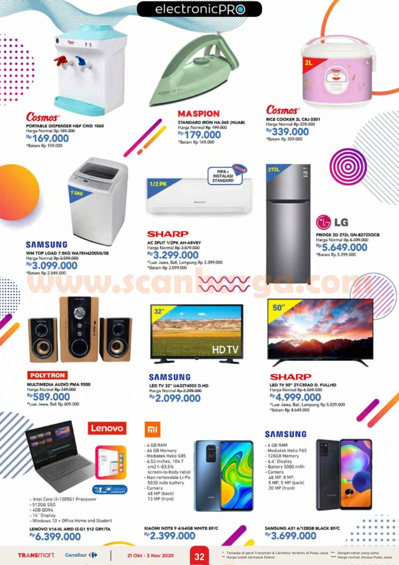 Katalog Promo Carrefour 21 Oktober - 3 November 2020 32