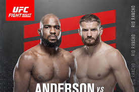 UFC Fight Night 167: Anderson vs Błachowicz 2 Reddit MMA Streams