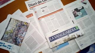 Pep Cassany publica Cartes al director en els diaris catalans