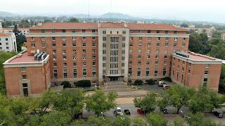 Palacio de Justicia, Mendoza - Vista do Terraza Jardin Mirador