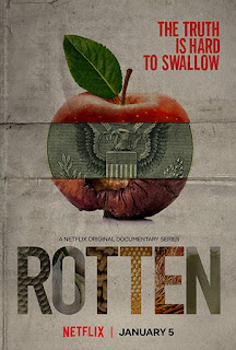 Review: Rotten (Netflix original)