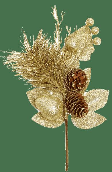 Ramita dorada para decorar en Navidades de Primark