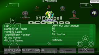 PES 2022 PSP Lite Download For Android