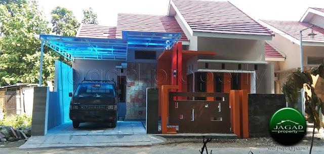 2 Unit Rumah Baru dekat Pasar Cebongan