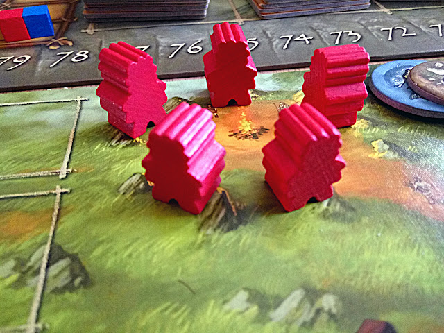 Stone Age pawns