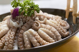 Sannakji Rekomendasi Masakan Korea Selatan