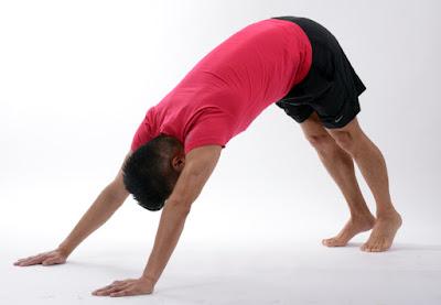 Shoulder workout at home.