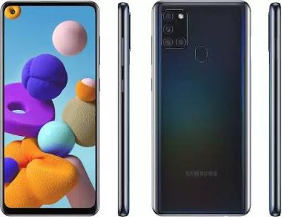 kelebihan dan kekurangan Samsung Galaxy A21s-1
