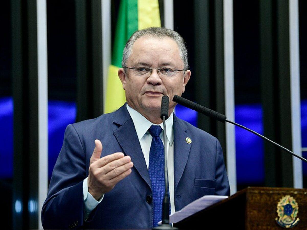 MP Eleitoral pede ao TSE cassação do senador Zequinha Marinho (PA) por ilegalidades em gastos de campanha