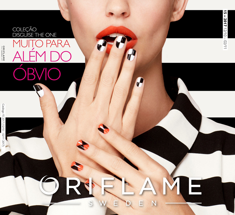 Catálogo 15 de 2017 da Oriflame