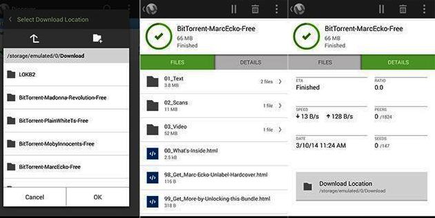 تحميل برنامج utorrent pro للاندرويد